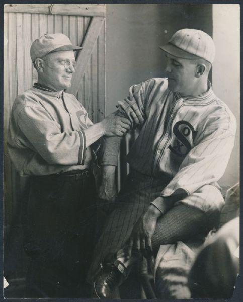 1919 Eddie Cicotte Black Sox