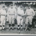 Babe Ruth Lou Gehrig Waner brothers 1927 World Series
