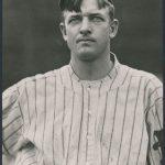 Christy Mathewson Charles Conlon photo 1912