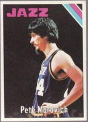 Pete Maravich 1975-76