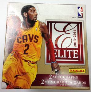 Panini Elite Basketball Box