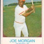 Joe Morgan 1975 Hostess