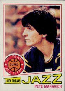 Pete Maravich 1977-78 Topps
