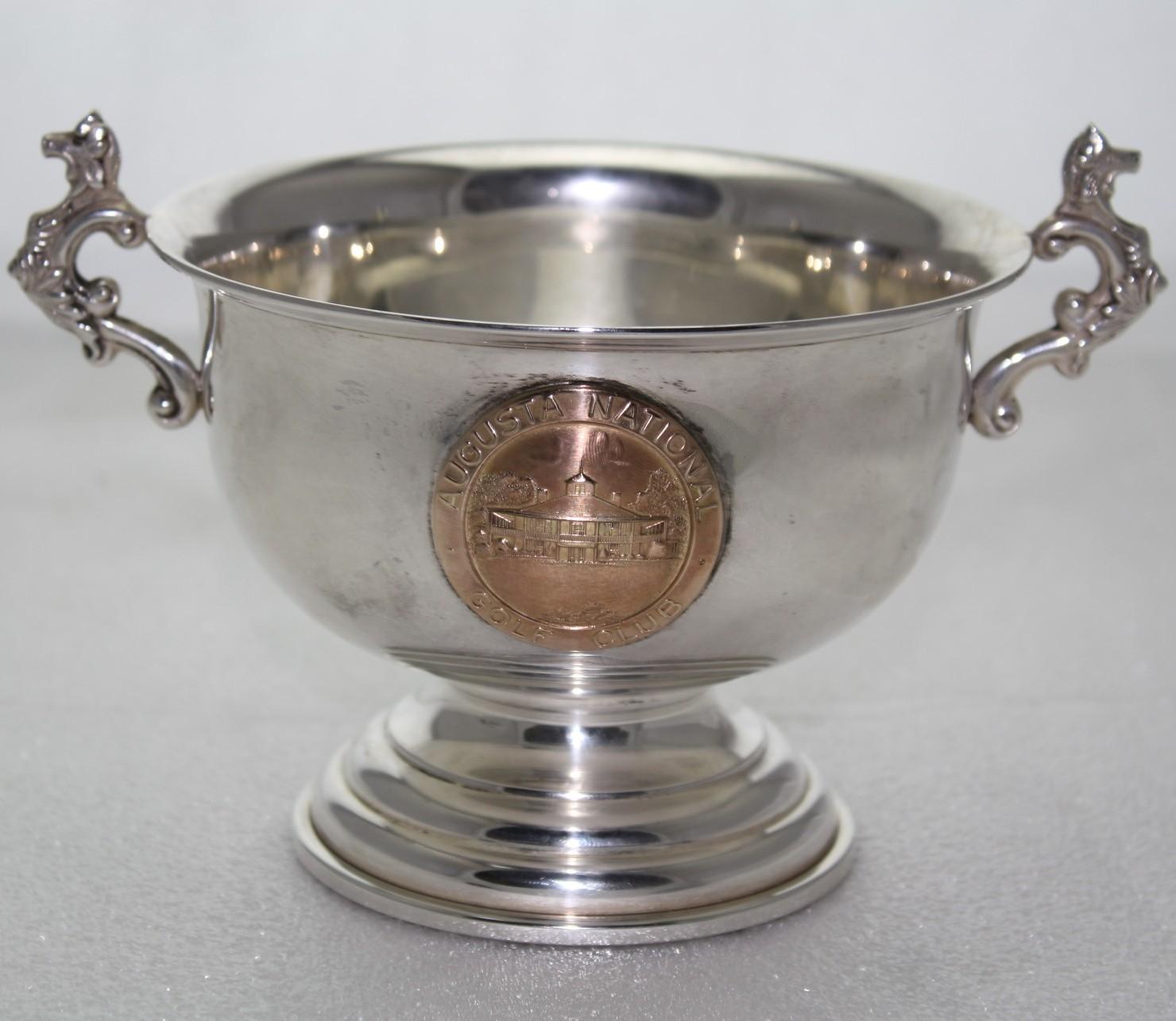 1953 Low Amateur Trophy