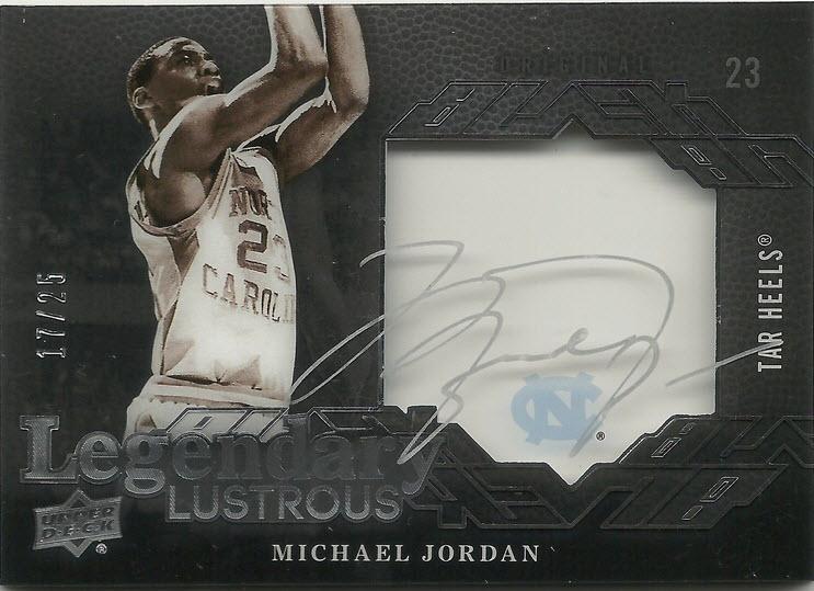 Legends Lustrous Michael Jordan