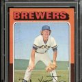 PSA 10 Robin Yount rookie card