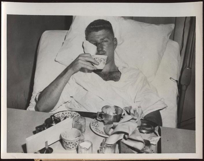 Herb Score photo 1957