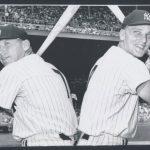 1961 Mickey Mantle Roger Maris photo