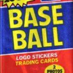 Fleer 1984 Baseball pack