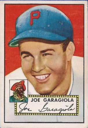 Joe Garagiola 1952 Topps