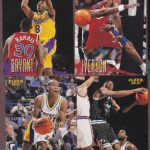 Sprite 1996-97 basketball cards
