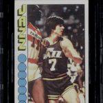 Pete Maravich 1976-77 Topps