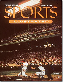 First issue Sports Illustrated
