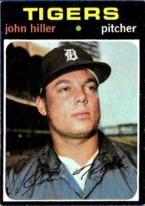 1971 Topps John Hiller