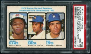 1973 OPC Rookie Card