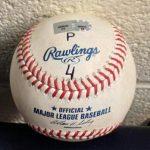500th home run ball Albert Pujols