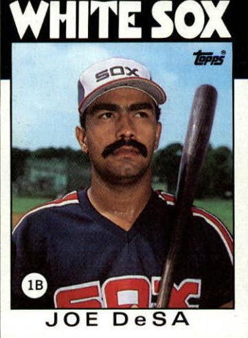 Joe DeSa 1986