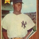 1962 Topps Al Downing rookie