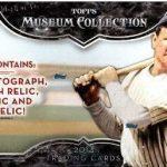 2014 Topps Museum baseball box