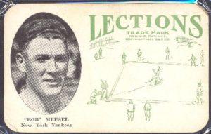 Lections 1923 Bob Meusel