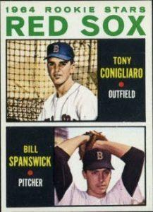 Tony Conigliaro rookie card