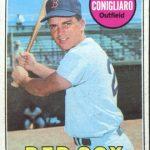 1969 Topps Tony Conigliaro