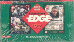 Edge Football box