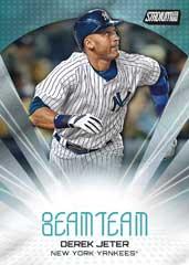 Derek Jeter 2014 Beam Team