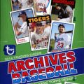 Topps 2014 Archives box