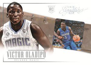 Victor Oladipo rookie card 2013-14 Panini Signatures