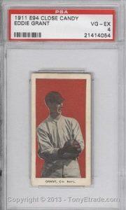 Eddie Grant card