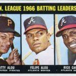 NL Batting Leaders 1967