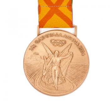 2004 Olympic Games bronze medal Carmelo Anthony