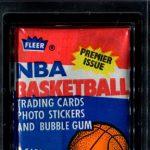 Fleer 1986-87 pack