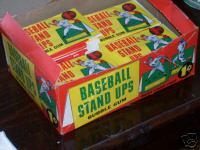 1964 Topps Stand Ups box