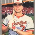 Billy Ripken 1989 Fleer Fuck Face