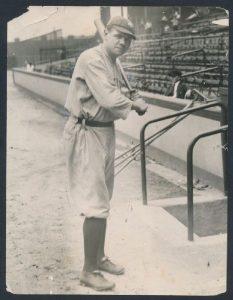 Babe Ruth photo 1920
