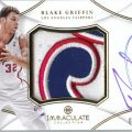 Blake Griffin 2012-13 Immaculate