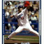 Hideo Nomo 1995 Topps
