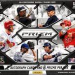 Prizm 2014 Panini Baseball box