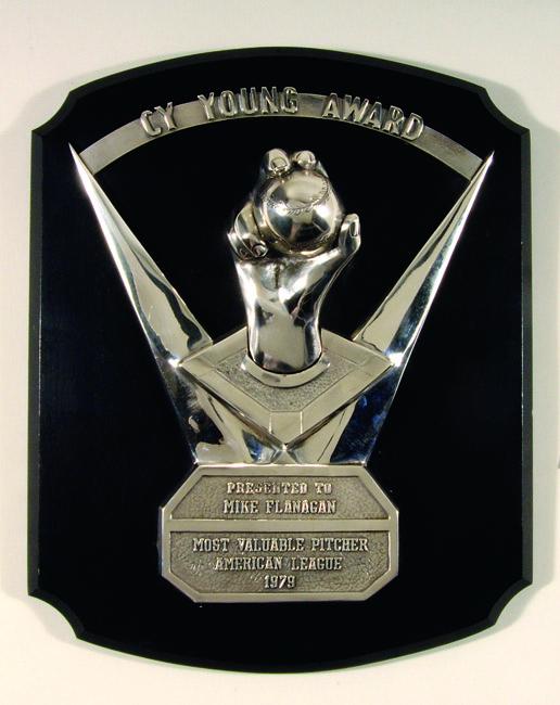 1983 Cy Young Award Mike Flanagan