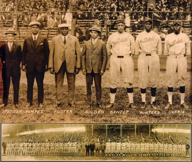 Negro Leagues All-Star photo