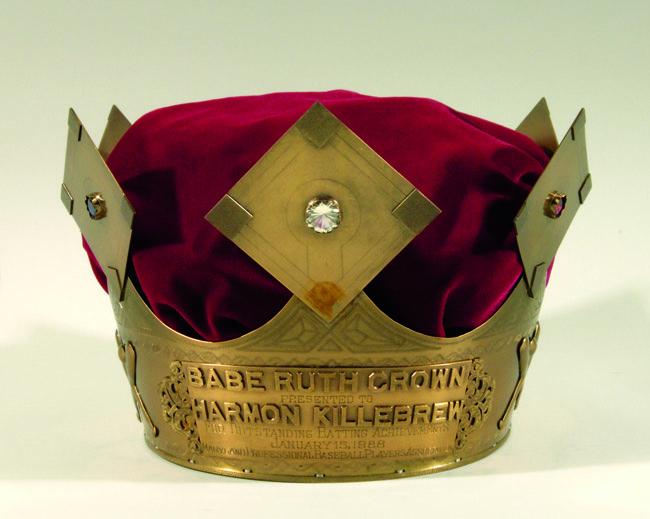 Killebrew Home Run Crown
