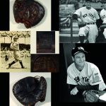 First basemans mitt Lou Gehrig