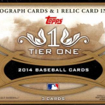 Tier One box 2014