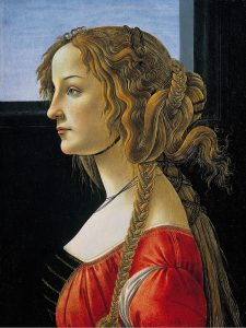 Many famous old paintings, including those of Boticelli (above) and Michelangelo are egg tempera