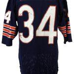 Walter Payton Bears jersey 1975