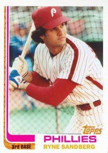 1982 Topps Traded Ryne Sandberg Card That Never Was