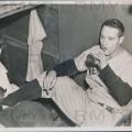 Lou Gehrig beer cigarette