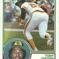 Tony Gwynn rookie card